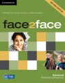 face2face Advanced Workbook without Key Tims Nicholas, Cunningham Gillie, Bell Jan