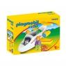 Playmobil 1.2.3: Samolot pasażerski (70185) Wiek: 18m+