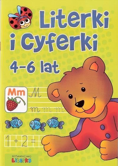Literki i cyferki 4-6 lat