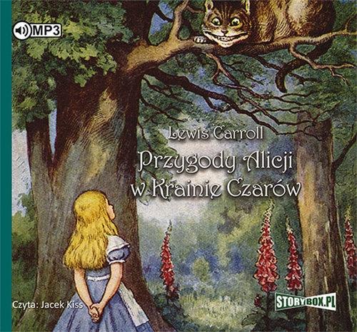 Przygody Alicji w Krainie Czarów (Audiobook) Carroll Lewis