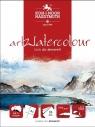 Blok akwarelowy artwatercolour A4 12 kartek