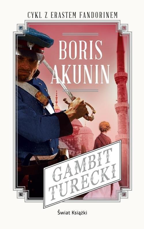 Gambit turecki Akunin Boris