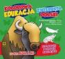 Kolorowa edukacja Zwierzęta Polski - naklejka