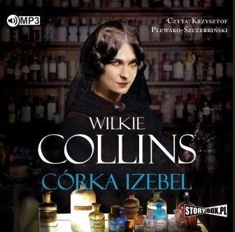 Córka Izebel audiobook Wilkie Collins
