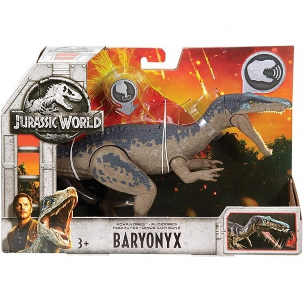 JURASSIC WORLD ROARIVORES Baryonyx (FMM23/FMM26)