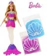 Barbie: Lalka syrena brokatowy slime (GKT75)