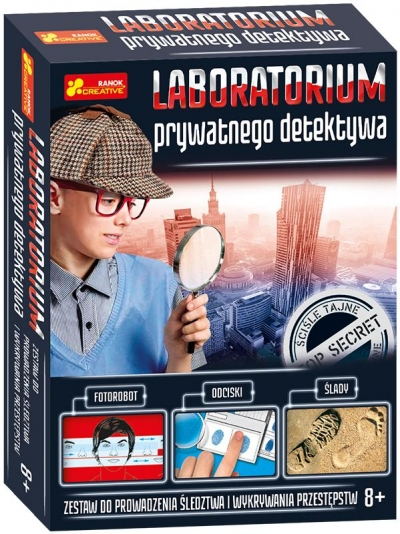 Laboratorium prywatnego detektywa