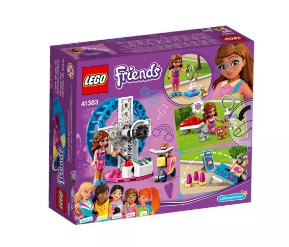 Lego Friends: Plac zabaw dla chomików Olivii (41383)