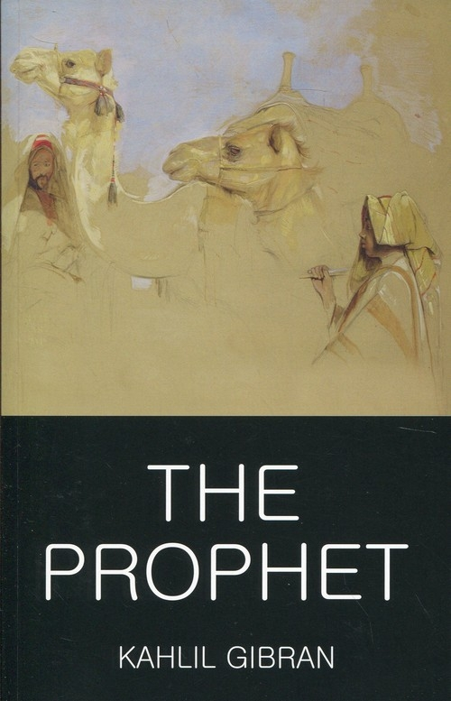 The Prophet Gibran Kahlil