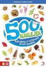 500 naklejek Potrawy z czterech stron świata