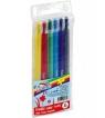 Kredki wykręcane Color Twist 6 kolorów