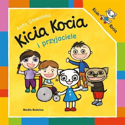 Kicia Kocia i przyjaciele Anita Głowińska