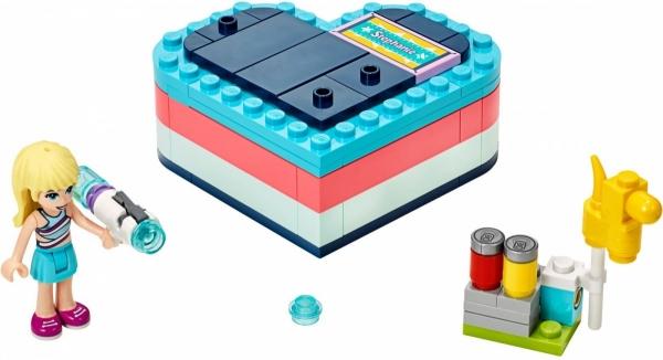 Lego Friends: Pudełko przyjaźni Stephanie (41386)