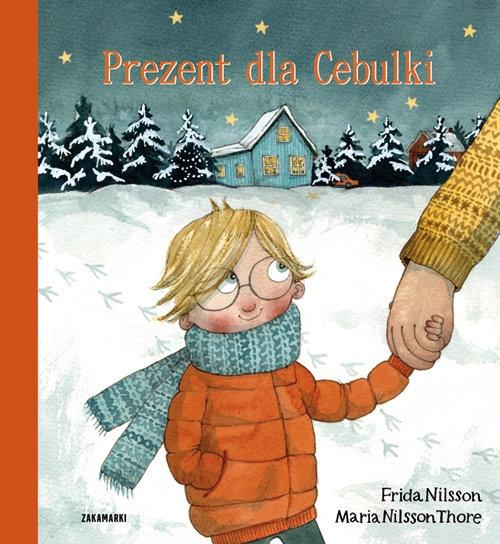 Prezent dla Cebulki (Uszkodzona okładka) Nilsson Frida