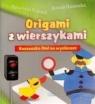 Origami z wierszykami Kaczuszka Omi na wycieczce
