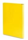 Barbara, teczka skrzydłowa na rzep A4 żółta (1821028)