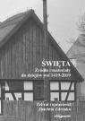 Święta Źródła i materiały do dziejów wsi 1419-2019 Zdrenka Joachim
