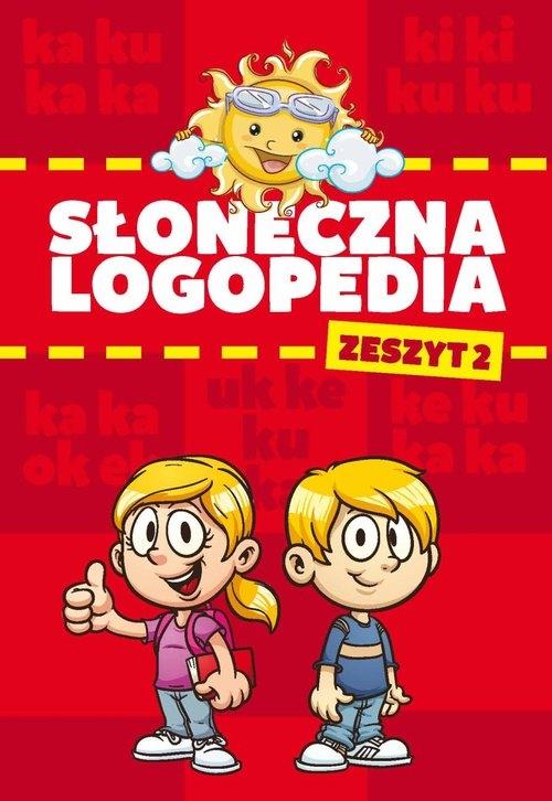 Słoneczna logopedia Zeszyt 2 Chmiel Sylwia