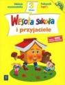 Wesoła szkoła i przyjaciele 3 Podręcznik z płytą CD Część 1
