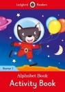 Alphabet Book Activity Book Ladybird Readers Starter 1