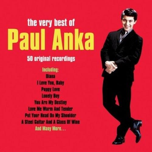 Paul Anka - The Very Best Of 2Cd