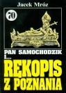 Pan Samochodzik i Rękopis z Poznania 70 (Uszkodzona okładka)