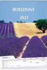 Kalendarz 2021 Ścienny Rodzinny