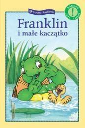 Franklin i małe kaczątko Bourgeois Paulette