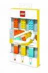 Zakreślacze LEGO® - 3 szt. (Pomarańczowy, żółty, niebieski) (51685)