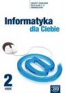 Informatyka dla Ciebie 1-3 Zeszyt ćwiczeń Część 2 Gimnazjum