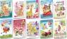Karnet B6 Urodziny dzieci 1-5 lat (10 szt MIX)