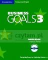 Business Goals 3 WB+CD Gareth Knight
