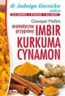 Aromatyczne przyprawy. Imbir, kurkuma, cynamon
