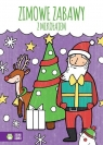 Zimowe zabawy z Mikołajem
