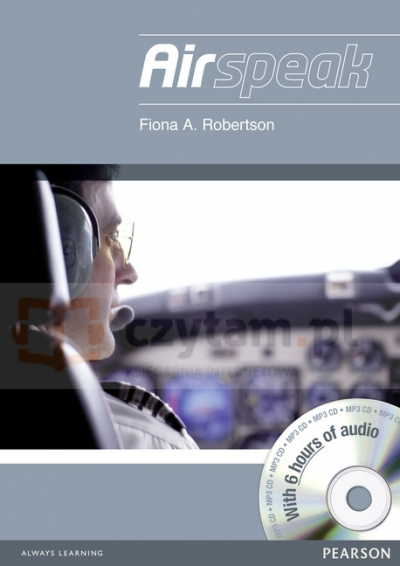 Airspeak Coursebook +CD-ROM Fiona Robertson