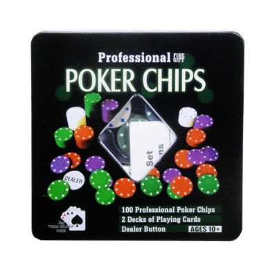 Zestaw do pokera (Q6228)
