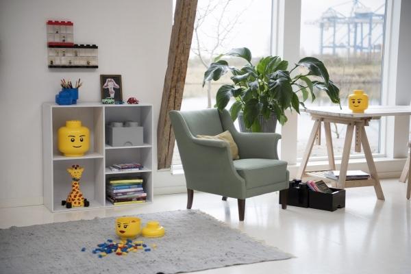 LEGO, Pojemnik mała głowa - Chłopiec (Głuptasek) (40311726)