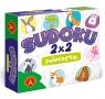 Sudoku 2x2 Zwierzęta (2285)Wiek: 6+