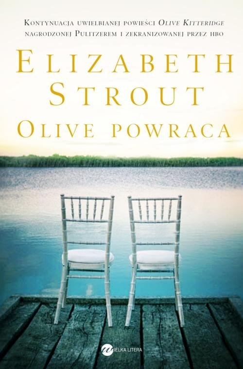 Olive powraca Strout Elizabeth