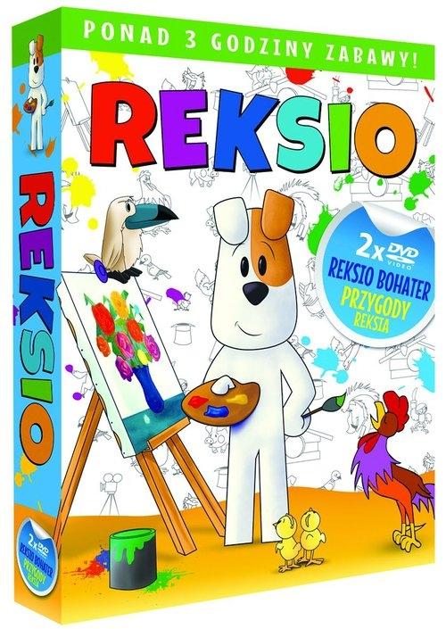 Reksio box 2DVD