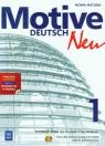 Motive Deutsch Neu 1 Podręcznik z płytą CD Zakres podstawowy Liceum, Jarząbek Alina Dorota, Koper Danuta