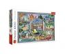 Puzzle 1000: Włoskie wakacje