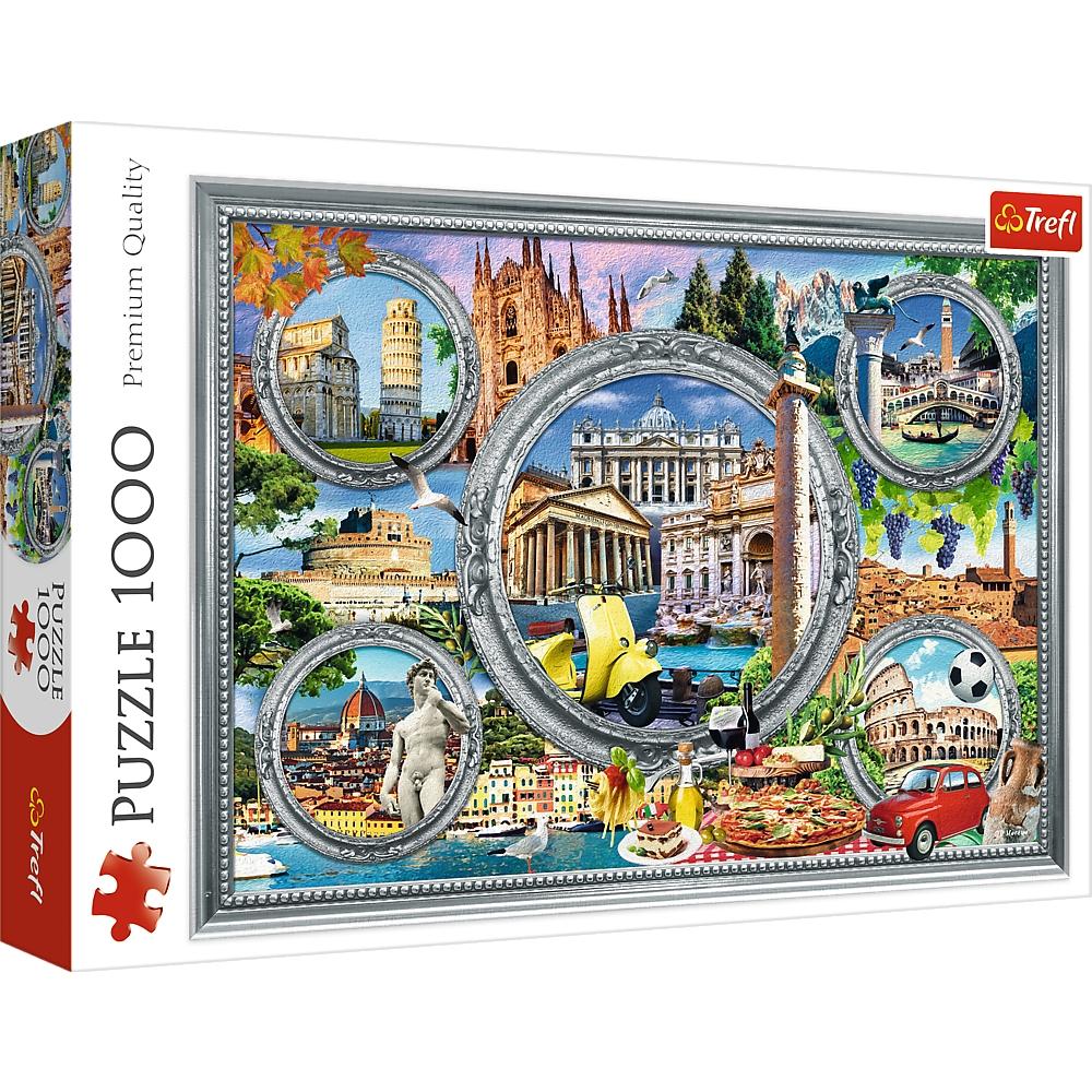 Puzzle 1000: Włoskie wakacje (10585)