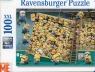 Puzzle XXL 100 Minionki (107858)