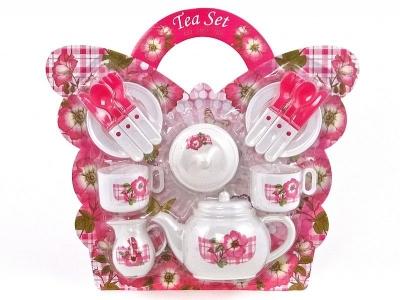 Artykuły kuchenne Adar do herbaty kwiaty na blistrze (477858)
