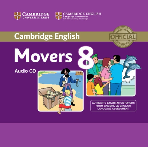 Cambridge English Young Learners 8 Movers