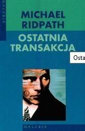 Ostatnia transakcja Michael Ridpath