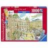 Puzzle 1000 elementów - Wiedeń (197859)