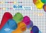 Blok techniczny kolorowy Superior A4 25k.