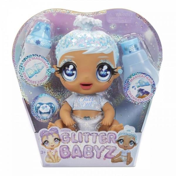 Lalka Glitter Babyz Snowflake (574835EUC/574859)